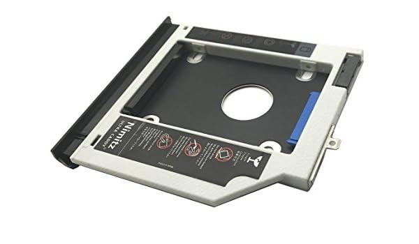 ultracaddy 2 nd HDD SSD disco duro Caddy para ASUS X555 F555 x554 ...