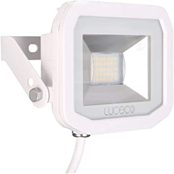 Luceco – lfs18 W150 Proyector LED extra plana 5000 K 1800 lm IP65 ...
