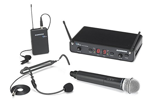 Samson Technologies Concert 288m All-In-One