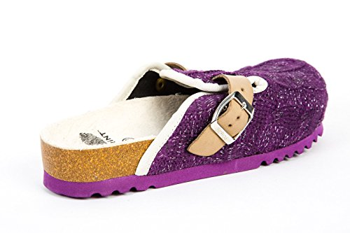 Scholl Original Samples - Zapatillas de estar por casa para mujer