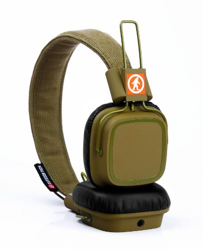 Outdoor Tech OT1400 Privates - Wireless Bluetooth Headphones with Touch Control (Army Green) by Outdoor Technology (Image #8)