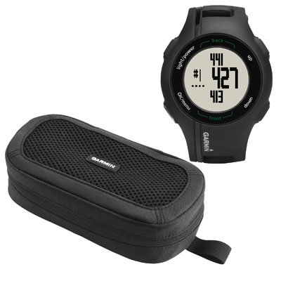 Garmin Approach S1 Golf GPS Watch with Case