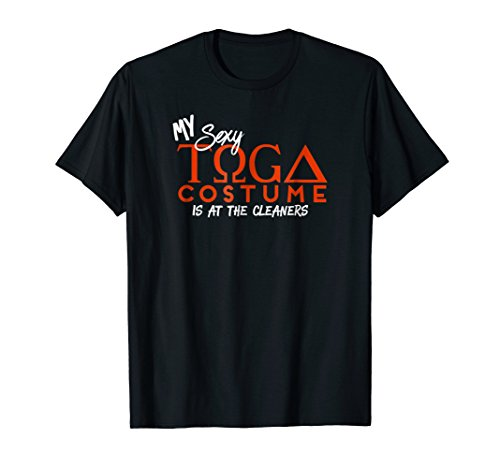 Funny My Sexy Toga Costume Halloween Shirt