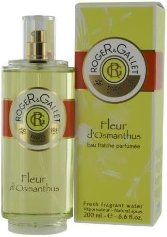 Roger & Gallet Fleur d Osmanthus Fresh Fragrant Water Spray 200ml/6.6oz