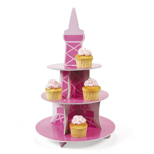 Perfectly Paris Cupcake Holder. 19