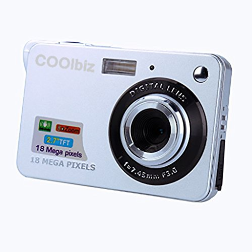 Zoom 3 Megapixels Digital Cameras - 2