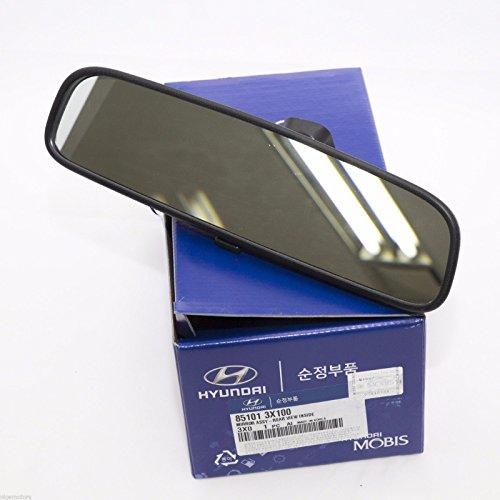 Hyundai Kia Genuine Parts Rear View Inside Mirror Day Night Type 851013X100