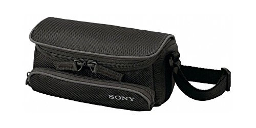 Sony LCSU5 Soft Carrying Case for Camcorder (Camcorder Case Bag)