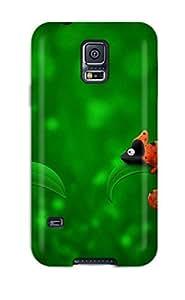 New Ladybug Chameleon Tpu Skin Case Compatible With Galaxy S5 wangjiang maoyi