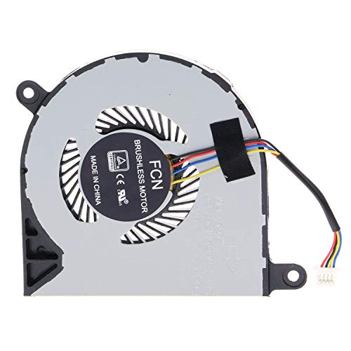 5379 Replacement - New Laptop CPU Cooling Fan Replacement for Dell Inspiron 15 5568 7569 7579 13 5368 5378 5379 P/N:031TPT 31TPT