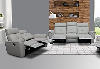 Terrific Amazon Com Esf 8501 Recliner Sofa And Loveseat Living Room Home Interior And Landscaping Thycampuscom