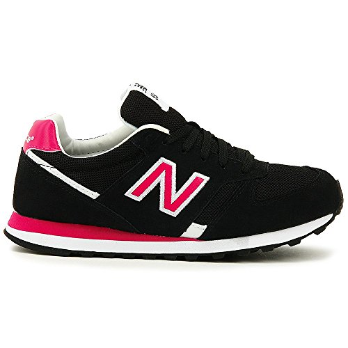 New Balance - Classics Traditionnels 554 - Color: Negro - Size: 36.0