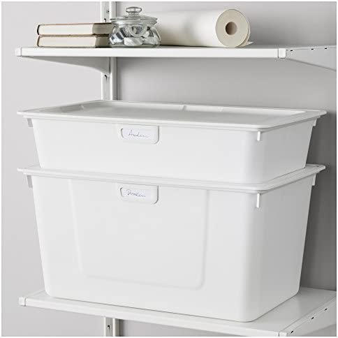 IKEA Algot - White Box: Amazon.es: Hogar
