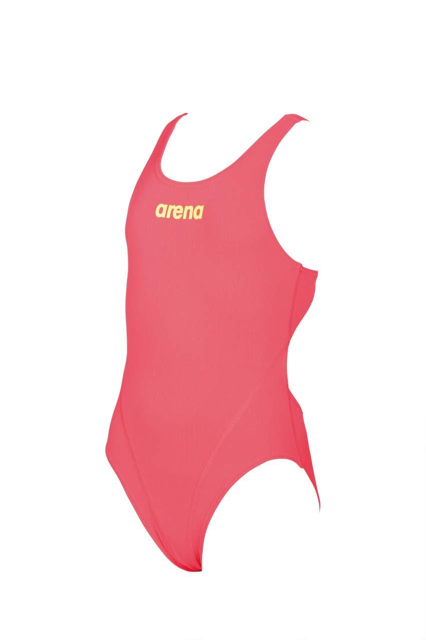 arena G Solid Swim PRO Jr Costume Tech da Allenamento Bambina