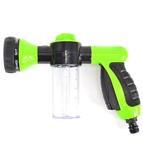 green machine with water gun - 2