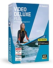 Video deluxe 2020 Plus - For movies that inspire | Plus | 2 devices | Unlimited | PC | Disc