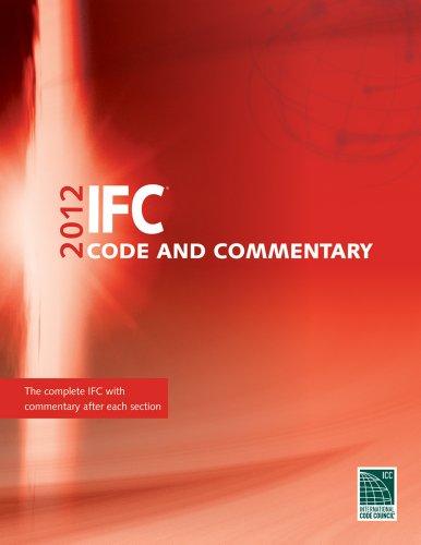2012 International Fire Code Commentary (International Code Council Series) -  Paperback