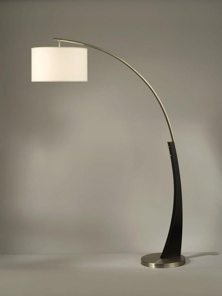 Attractive NOVA Of California 2110003A Plimpton Arc Lamp, Dark Brown   Household Lamps    Amazon.com