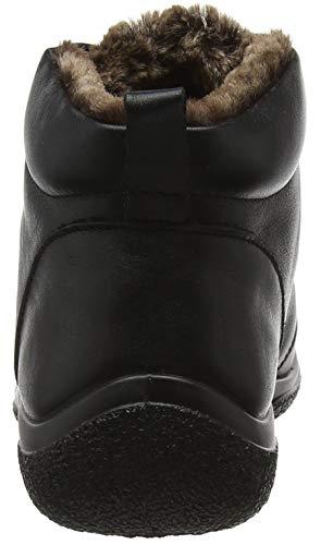 Femme black Bottines Hotter 001 Ellery Noir wqagSznE