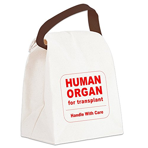CafePress Human Transplant Canvas Handle