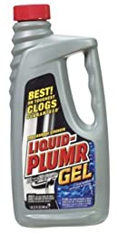 Clorox/Home Cleaning 00243 Liquid-Plumr Professional Strength Drain Opener by Clorox