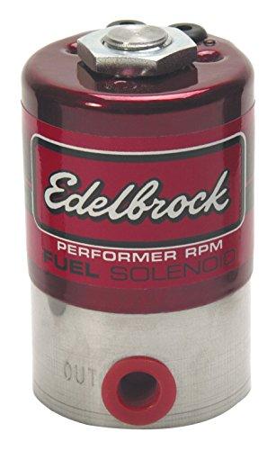 Solenoid Fuel Performer (Edelbrock 72051 Performer RPM Fuel Solenoid)