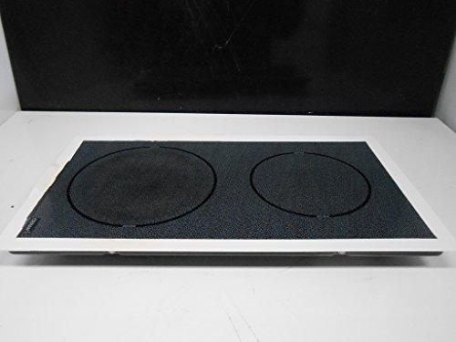 - Jenn-Air Designer Line Electric Radiant Glass Cooktop Cartridge White Part # A122W