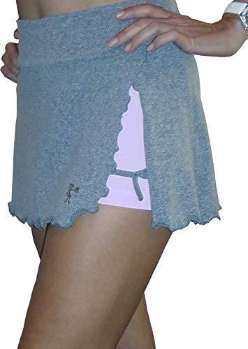 Falda de Padel | Falda con Short Interior para Padel y Tenis |Corte evase con