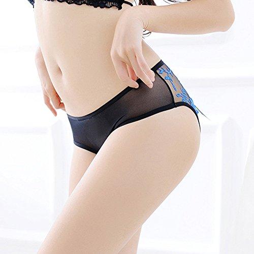 Slip Sexy Perizomi A G Biancheria Donna Ouvert Intima Pizzo Tanga Tenxin Mutande Thongs 3 string Sexy H0vvqw