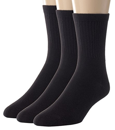 sportoli-boys-super-soft-ribbed-classic-cotton-bamboo-crew-casual-uniform-dress-socks-pack-of-3-blac