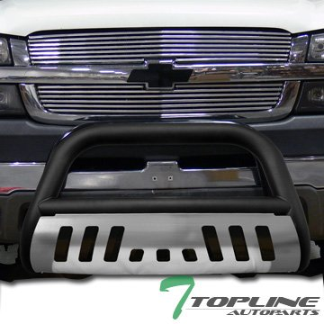 2002 chevy suburban grill guard - 3