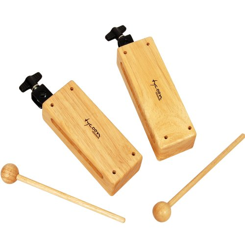 Tycoon Percussion Large Mountable Wood Block (Stealth Jam Block)