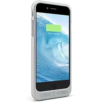 Lenmar Apple MFi Certified Slim 3000mAh Battery Case for Apple iPhone 6/6S - Silver