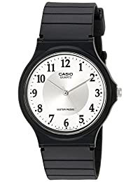 Casio Women 's MQ24–7b3ll reloj clásico