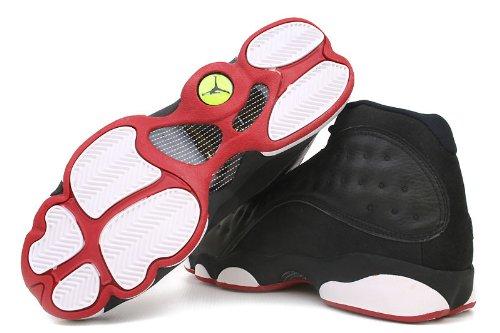 new concept b9436 32022 Amazon.com   AIR JORDAN 13 RETRO (GS) BIG KIDS 414574-002, 6 M   Basketball