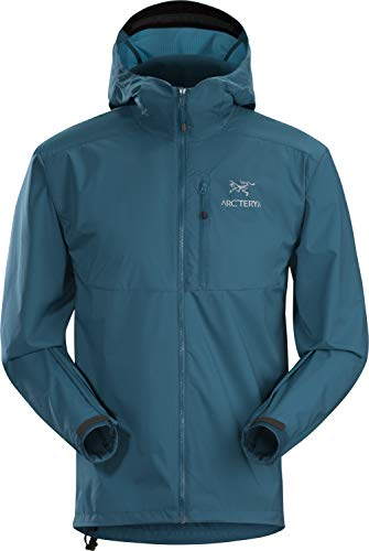 Arc'teryx Squamish Hoody Men's (Iliad, Medium) from Arc'teryx