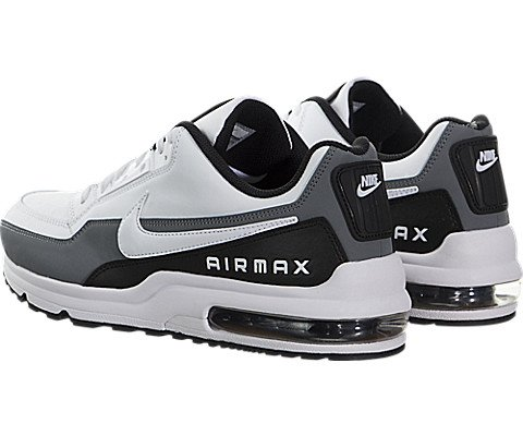 NIKE Air Max Ltd 3,Cool Grey White black,12 D(M) US
