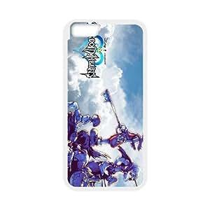 KINGDOM HEARTS 10 a la mejor funda funda iPhone 6 del teléfono celular de 5.5 pufunda LGadas 6s Plus cubierta blanca