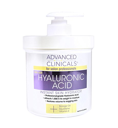 Face Cream With Hyaluronic Acid