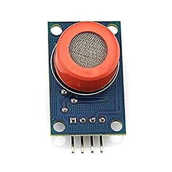 Módulo Sensor de Alcohol MQ-3 Detector Alcoholimetro para Arduino: Amazon.es: Electrónica