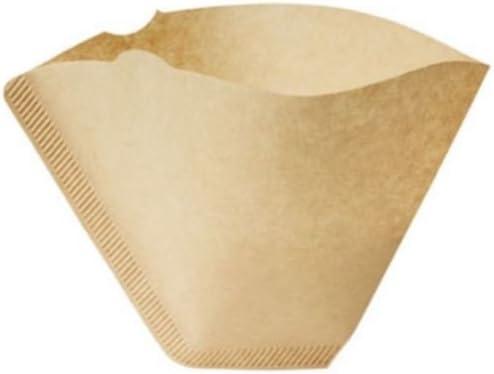 Ricel Sud - Filtro de papel para cafetera americana nº 4 - 100 piezas universales: Amazon.es: Hogar