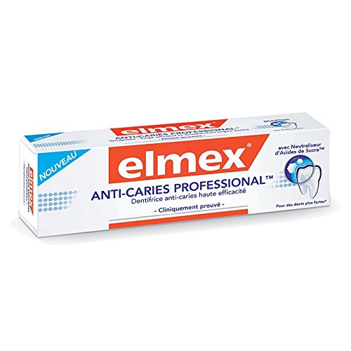 ELMEX PROTECTION ANTI-CARIES PROFESSIONAL Dentifrice (75 ml)