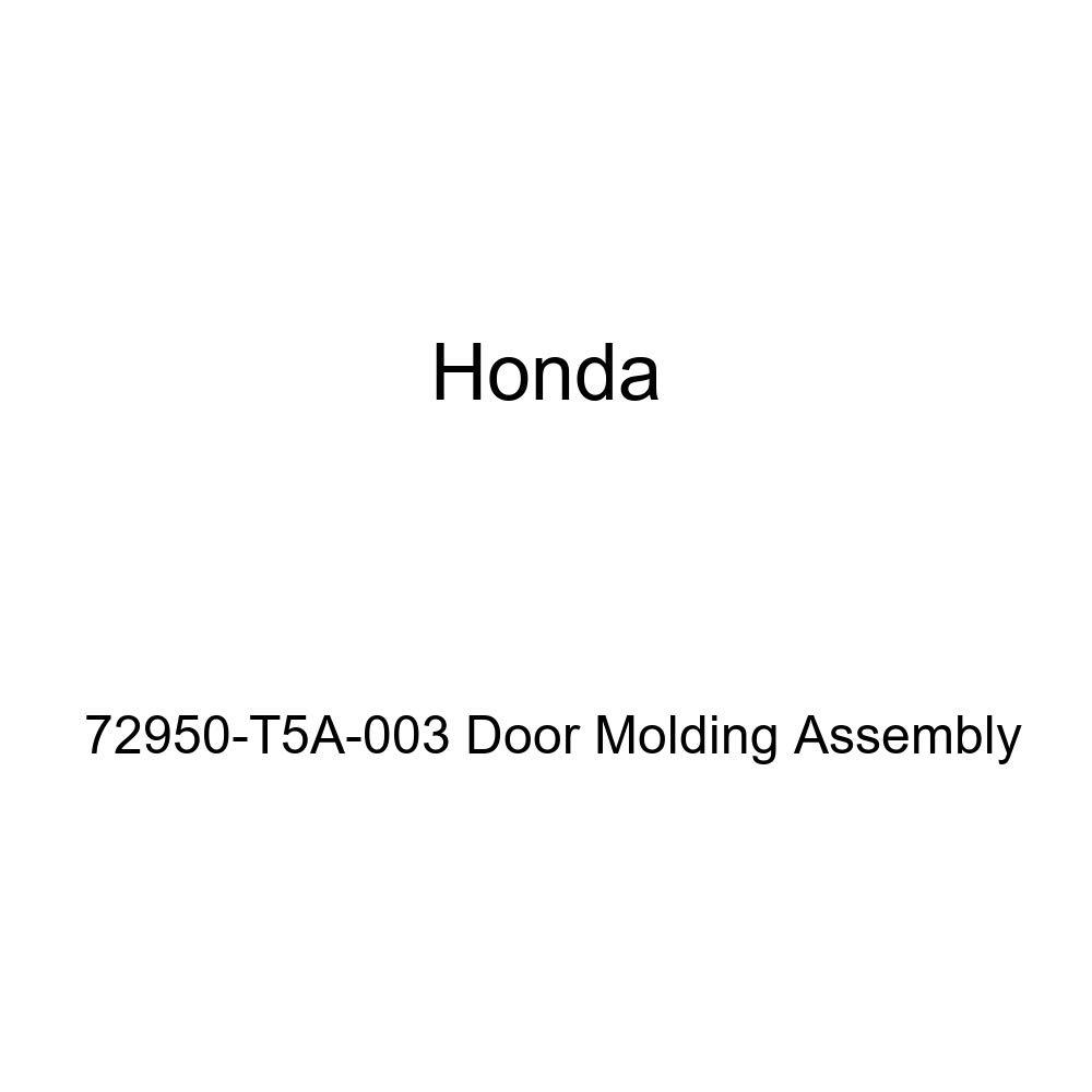 Genuine Honda 72950-T5A-003 Door Molding Assembly
