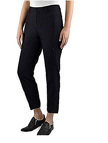 Kirkland Signature Ladies Ankle Length Travel Pant (4, Black)