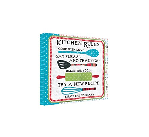 Lang 1033082 Kitchen Rules Recipe Card Album by Susan Winget, Assorted