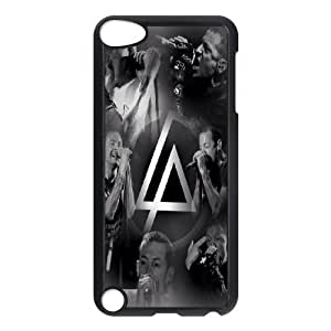 Custom High Quality WUCHAOGUI Phone case Linkin Park Music Band Protective Case FOR Ipod Touch 5 - Case-15