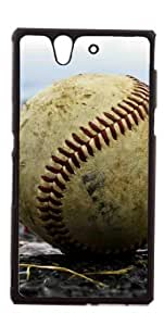 HeartCase Hard Case for Sony Xperia Z L36h ( Baseball )