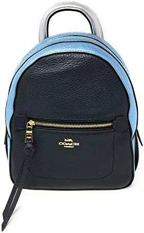 COACH F49122 ANDI BACKPACK IN COLORBLOCK MIDNIGHT MULTI 2