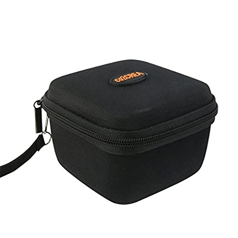 co2CREA Hard Shell Carrying Travel Case Bag for Anker Classic Portable Wireless Bluetooth Speaker (Military Grade Laptop Protector)