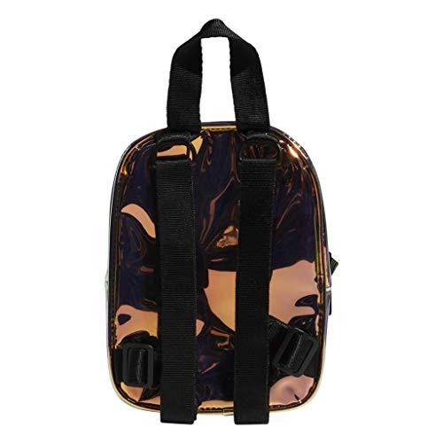 54937b7bdf43 Adidas Mini PU Leather Backpack (Black/Gold): Amazon.in: Bags, Wallets &  Luggage